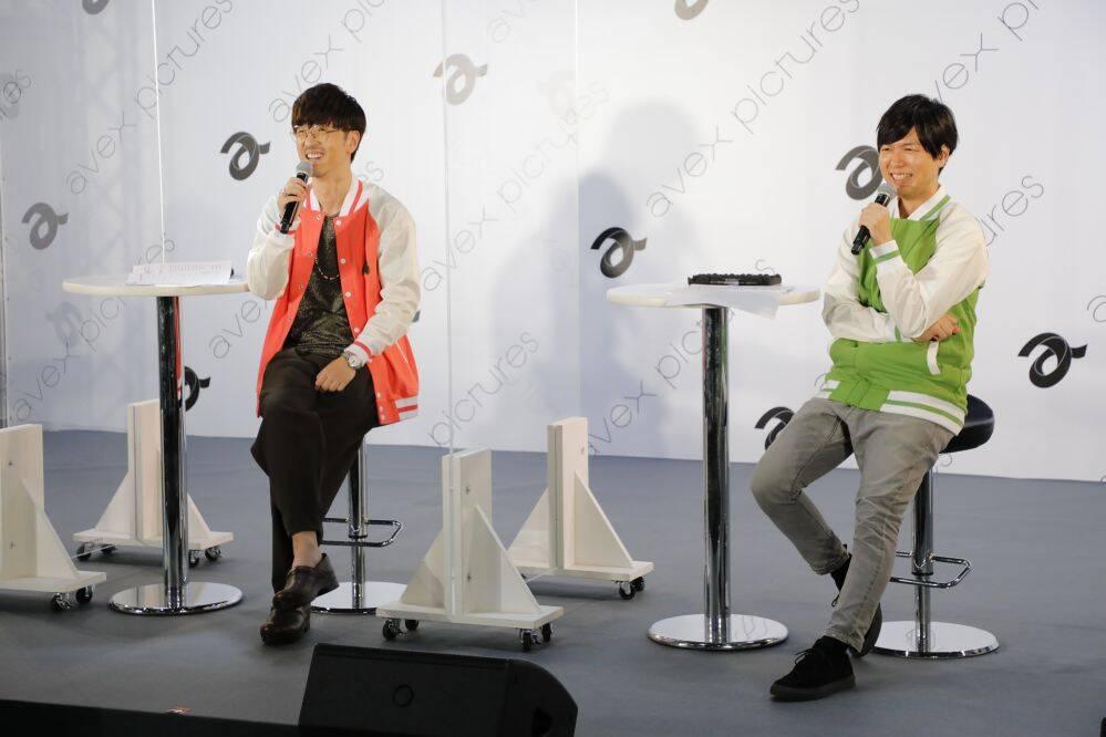『おそ松さん』3期最終回直前記念ステージ櫻井孝宏・神谷浩史追加写真01