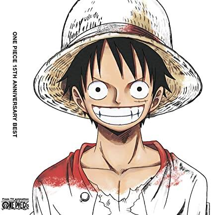 CD『ONE PIECE 15th Anniversary BEST ALBUM』(初回限定盤)画像