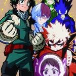 『僕のヒーローアカデミア』5th Blu-ray&DVD Vol.1