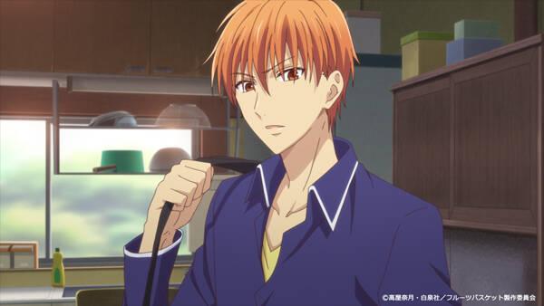 『フルーツバスケット』The Final 第5話あらすじ&先行カット公開!この金髪のイケメンは誰…!?5