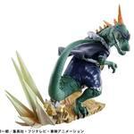 『ONE PIECE』ジオラマシリーズに「ワノ国編」第2弾登場!