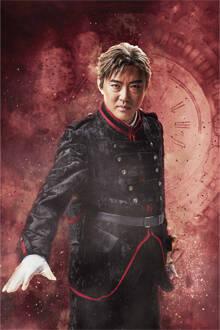 太田基裕、平野良ら出演! ロックミュージカル『MARS RED』キービジュアル解禁!