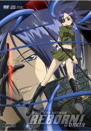 DVD『家庭教師ヒットマンREBORN! vsヴァリアー編 Battle.6』