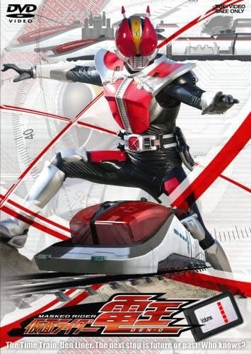 DVD『仮面ライダー電王 VOL.1 』 画像