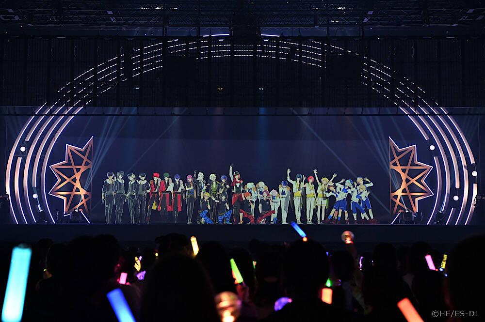 """あんスタ『スタライ』5thツアー""""ALBA""""""""SERATA""""公演レポート 写真40"""