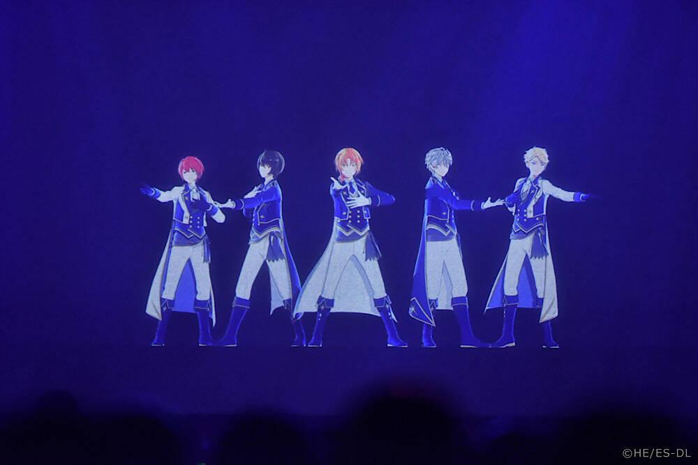 """あんスタ『スタライ』5thツアー""""ALBA""""""""SERATA""""公演レポート 写真38"""