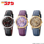 名探偵コナン×セイコー オフィシャルコラボ腕時計 Ver.2 <全3種>