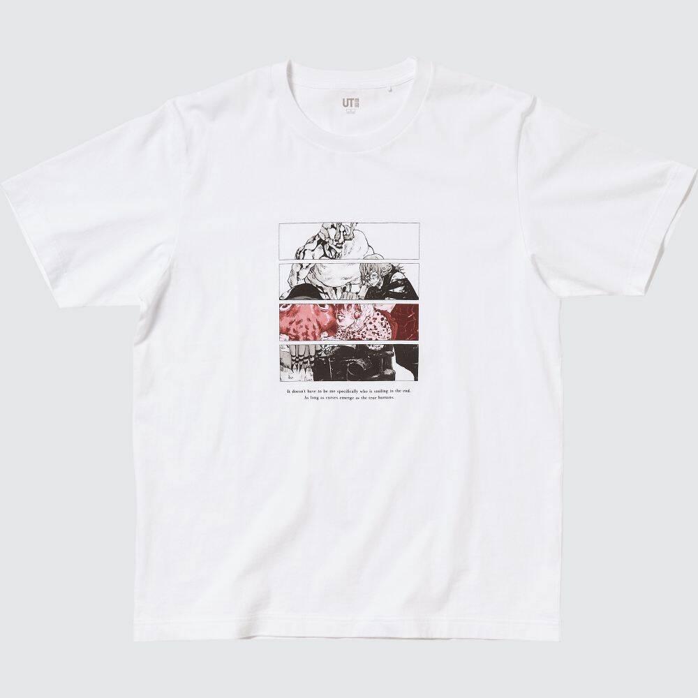 呪術廻戦 UT グラフィックTシャツ(半袖・レギュラーフィット)/¥1,500(税込)/ユニクロ