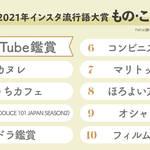 2021年上半期インスタインスタ流行語大賞 画像6