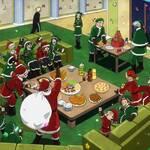『僕のヒーローアカデミア』第5期 第13話「メリれ!クリスマス!」場面カット公開! 次なる試練を前に、雄英高校の寮では…