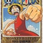 DVD『ONE PIECE piece.1』