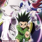 HUNTER × HUNTER 天空闘技場編 DVD-BOX 4枚組(本編ディスク3 枚+特典ディスク1 枚)画像