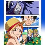 DVD『ONE PIECE エピソード オブ ナミ 航海士の涙と仲間の絆』画像