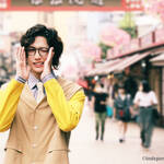 今最も注目の俳優・水江建太、1st写真集本日発売のお知らせ5