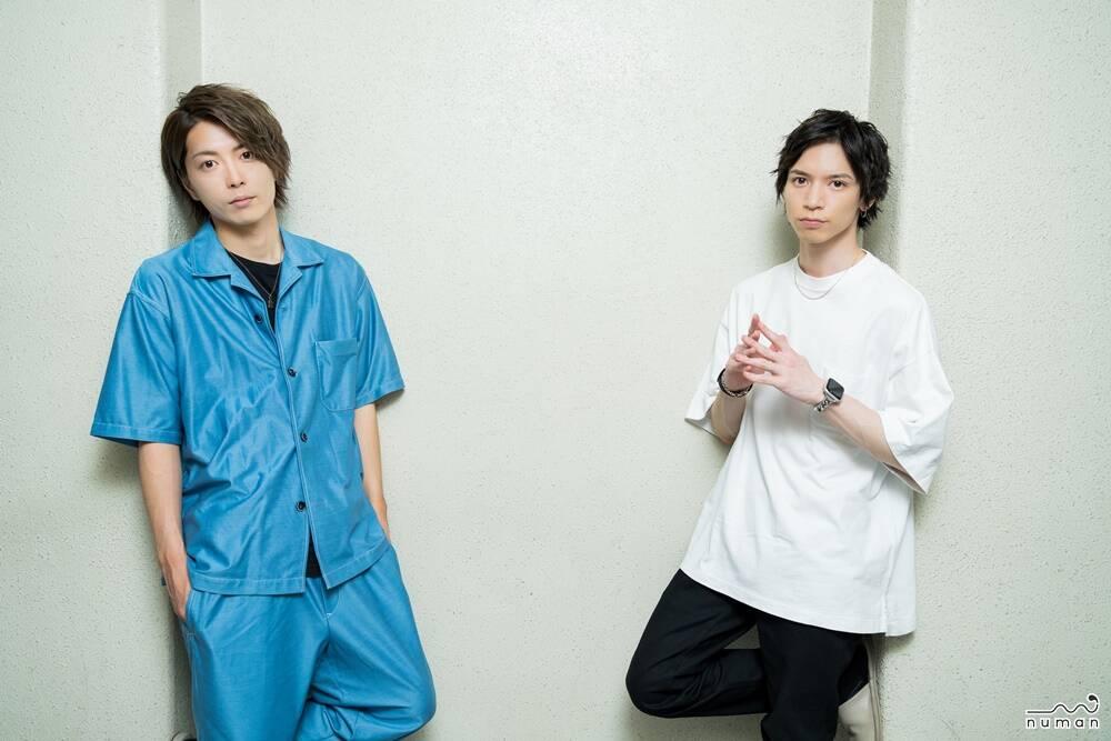 舞台「憂国のモリアーティ」case2北村諒さん・松井勇歩さん写真3