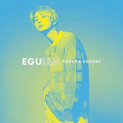 CD『江口拓也 デビューミニアルバム「EGUISM」【通常盤】』