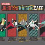 「呪術廻戦カフェ」が東京・大阪・名古屋に期間限定オープン!スタイリッシュな描きおろしイラストも