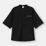 アニメ「鬼滅の刃」 オーバーサイズシャツ(5分袖)+E Demon Slayer/GU