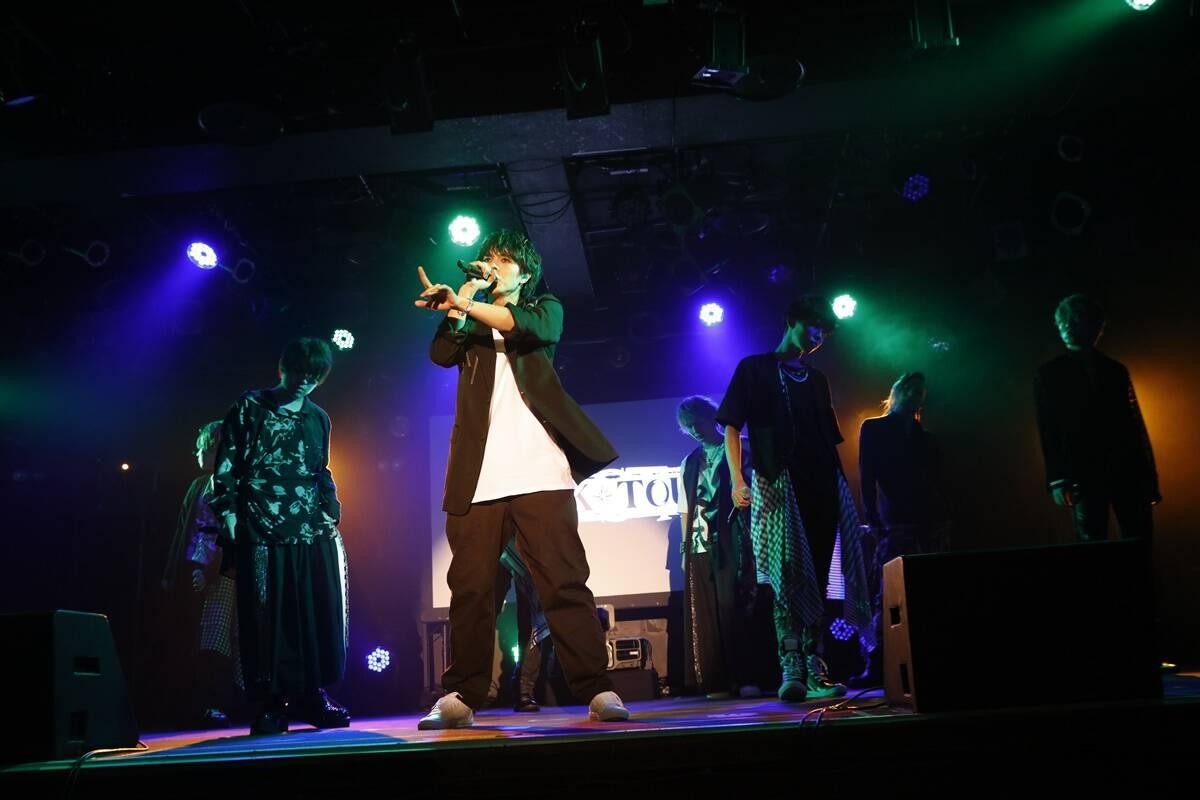 『BLACK TOUR』名古屋公演写真1