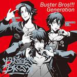 「ヒプノシスマイク -Division Rap Battle-」キャラクターソングCD1「Buster Bros!!! Generation」 イケブクロ・ディビジョン 画像