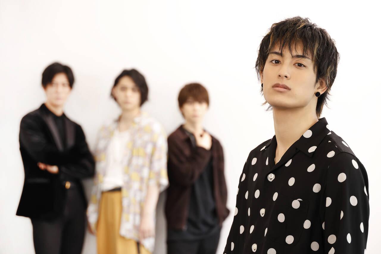 『Paradox Live on Stage』リーダー座談会【悪漢奴等】武子直輝