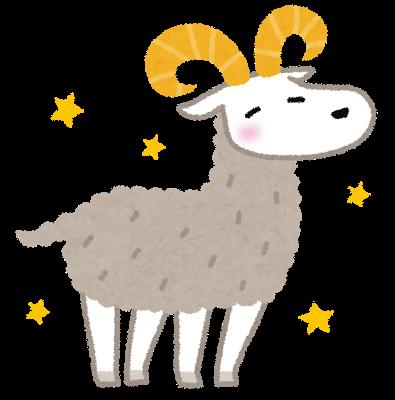 8月の鏡リュウジ占い:牡羊座