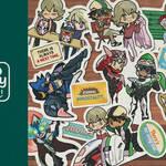 『タイバニ』10 周年を記念したコラボカフェ「TIGER BUNNY Cafe PLAYBACK!!」が開催決定!