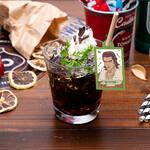 「TIGER BUNNY Cafe PLAYBACK!!」ドリンクメニュー【アントニオ】
