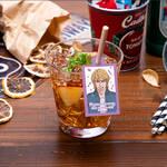 「TIGER BUNNY Cafe PLAYBACK!!」ドリンクメニュー【キース】
