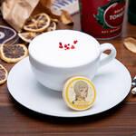 「TIGER BUNNY Cafe PLAYBACK!!」ドリンクメニュー【パオリン】