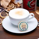 「TIGER BUNNY Cafe PLAYBACK!!」ドリンクメニュー【イワン】