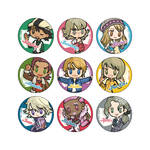 「TIGER BUNNY Cafe PLAYBACK!!」缶バッジ