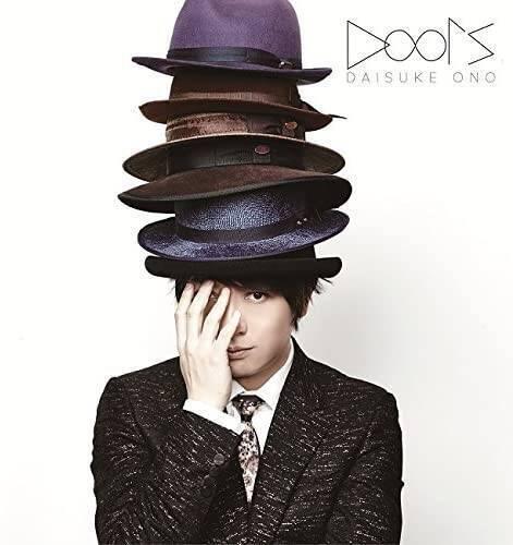 CD『Doors(DVD付)』