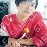 「TVガイドVOICE STARS Dandyism vol.3」アニメイト購入特典クリアファイル(裏)