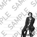 「TVガイドVOICE STARS Dandyism vol.3」セブンネットショッピング購入特典ポストカード(表)