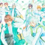 バクテン!! Blu-ray Disc BOX/DVD BOX 第3巻ジャケットイラスト&完全生産版特典情報公開!
