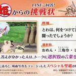 夜叉姫からの挑戦状 画像