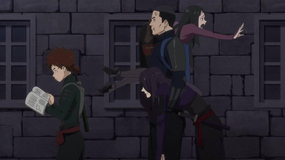 TVアニメ『海賊王女』第3話「バルバラル」あらすじ・先行カット
