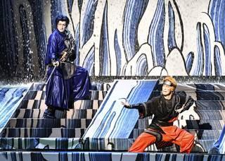 日本のみならず海外にも多くのファンを持っている『NARUTO -ナルト-』が歌舞伎に! うずまきナルト役の坂東巳之助さん、うちはサスケ役の中村隼人さんの囲み会見の様子と舞台の見どころをお届けします。