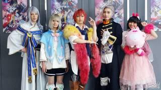 女性向けスマホゲーム『DAME×PRINCE』(デイムプリンス)の舞台化作品、歌劇派ステージ『ダメプリ』が2018年12月1日(土)よりAiiA 2.5 Theater Tokyoにてついに開幕! 初日会見の様子と、ダンスあり歌ありのステージの様子を沢山の写真とともにお届けします♪