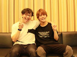 BLドラマCDシリーズ『君と僕と世界のほとり』が12月19日から順次リリースされます。第一弾のメインキャストは小野友樹さん×八代拓さん!