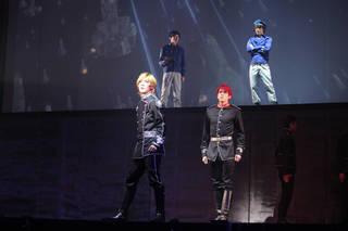 新・舞台シリーズとなる『銀河英雄伝説 Die Neue These』が2018年10月25日より開幕! 今回はその開幕に先駆けて行なわれた公開ゲネプロの様子をレポート!