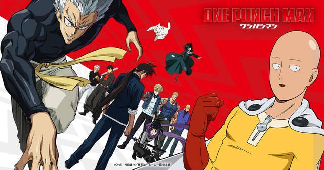 ゲーマーが注目するアニメが発表!第2位は『ワンパンマン』、第1位は?