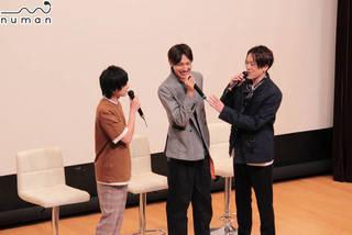 8月18日、新感覚ドラマ『テレビ演劇 サクセス荘』の「ふりかえり上映会」が開催されました!髙木俊さん、有澤樟太郎さん、定本楓馬さんが登壇した本イベントをレポートします♪