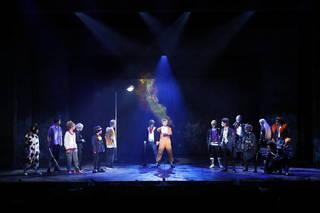 『家庭教師ヒットマンREBORN!』the STAGE  -vs VARIA part Ⅰ-が、2019年6月14日(金)より開幕。6月27日(木)から大阪公演もスタートしました。シアター1010にて行われたゲネプロ公演の様子をお届けします。
