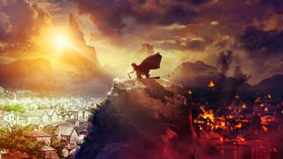 """100年以上の時を経て突如姿を現したドラゴンは、カサディスの村を焼き尽くした。愛する家族を守ろうとドラゴンに立ち向かうイーサンだったが、ドラゴンによって自らの心臓を奪われてしまう。絶命したかに思われたイーサンは""""覚者""""となり蘇り、イーサンのもとに突然現れたポーン (""""従者"""") のハンナと共に、心臓を取り戻す為の旅にでる。旅を続けながら、イーサンは七つの大罪を体現するモンスターとの戦いを繰り広げていくことになるが、しかし、モンスターを倒すたびに、彼自身もまた少しずつ人間性を失っていくことになろうとは、まだ知る由もなかった……。"""