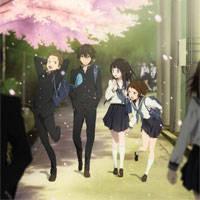 青春は、優しいだけじゃない。痛い、だけでもない。ほろ苦い青春群像劇。TVアニメ「氷菓」2012年4月から放送開始。