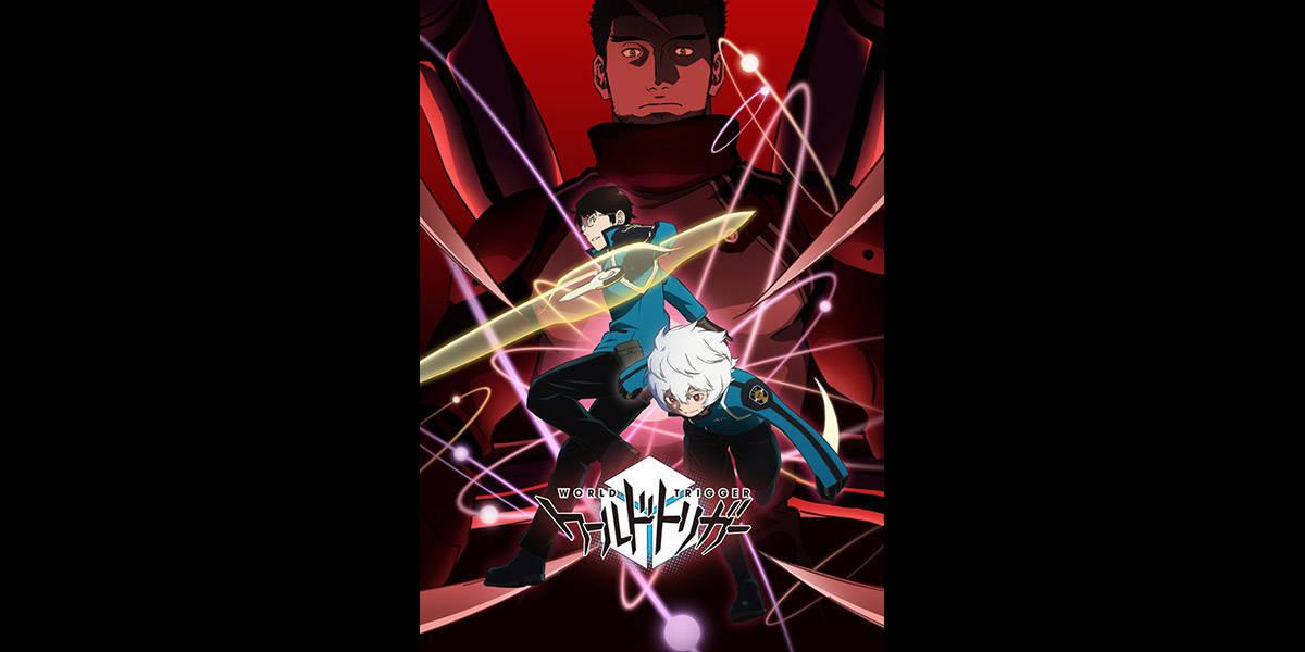 アニメ『ワールドトリガー』2ndシーズン第2話、アタッカーTOP4に「かっこよすぎ!」二宮たちの会話にもニヤッ